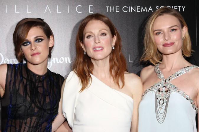 """Kristen Stewart à l'avant-première new-yorkaise de """"Still Alice"""" le 13 janvier 2015"""