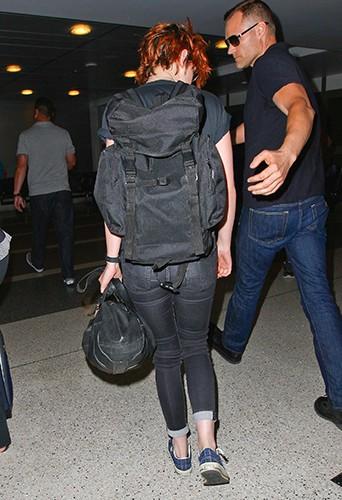 Kristen Stewart à Los Angeles le 24 juillet 2014