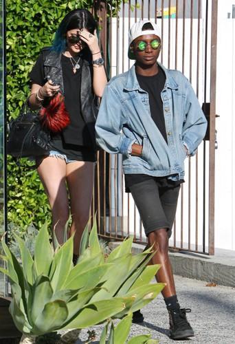 Kylie Jenner à Los Angeles le 13 mai 2014