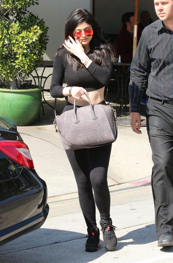 Photos : Kylie Jenner : bien décidée à arrêter la télé-réalité !