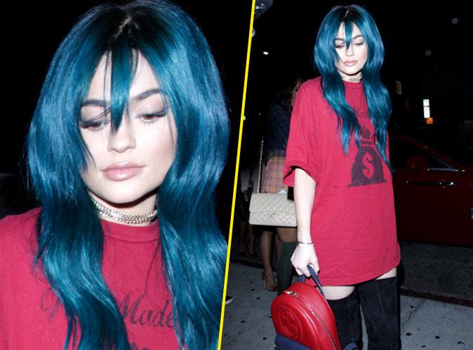 Photos : Kylie Jenner change de tête... et c'est pas top !