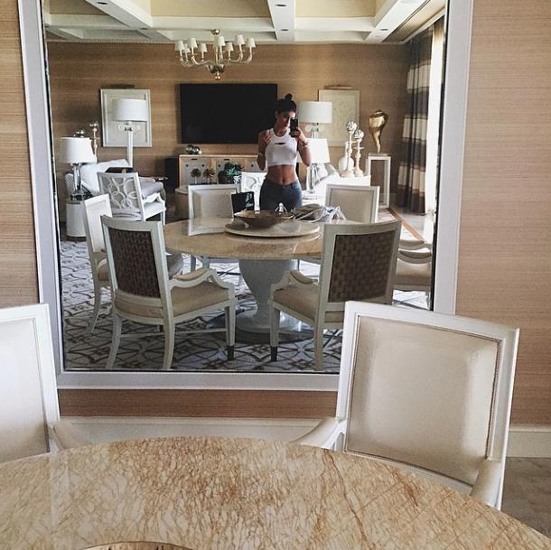 Kylie Jenner le 7 juin 2015