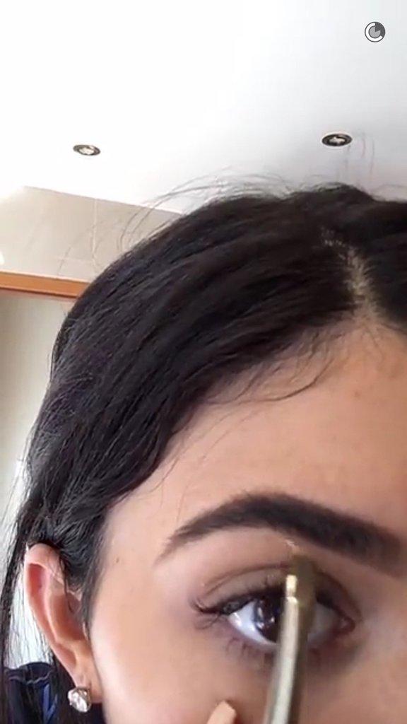 La routine beauté de Kylie Jenner : Les sourcils