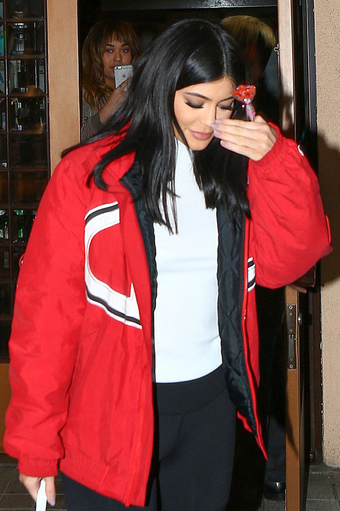 Photos : Kylie Jenner devient animatrice radio, French Montana la soutient !