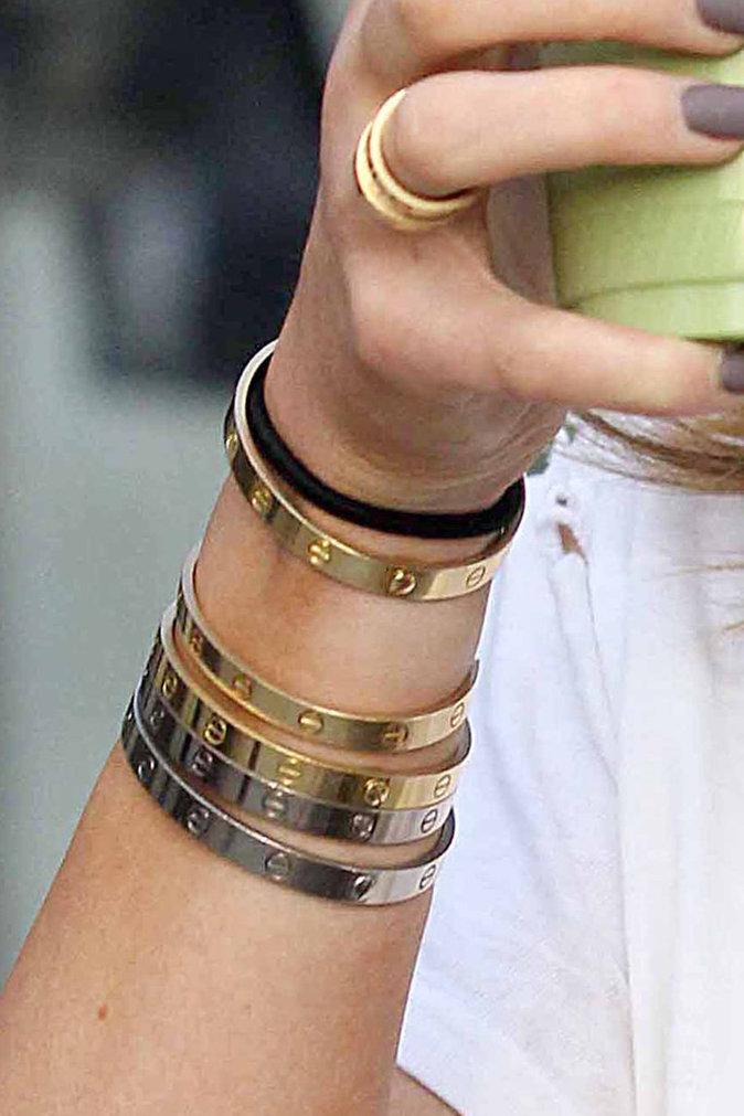 Photos : Kylie Jenner : égérie Cartier malgré elle !