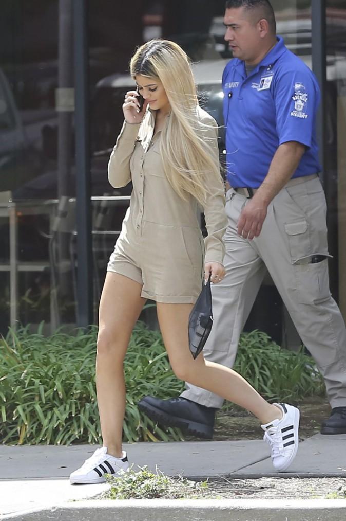 Kylie Jenner : Elle veut que Kris Jenner devienne la manager de Tyga !