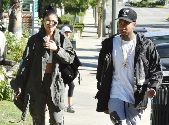 Kylie Jenner et Tyga : dur dur l'après Halloween !