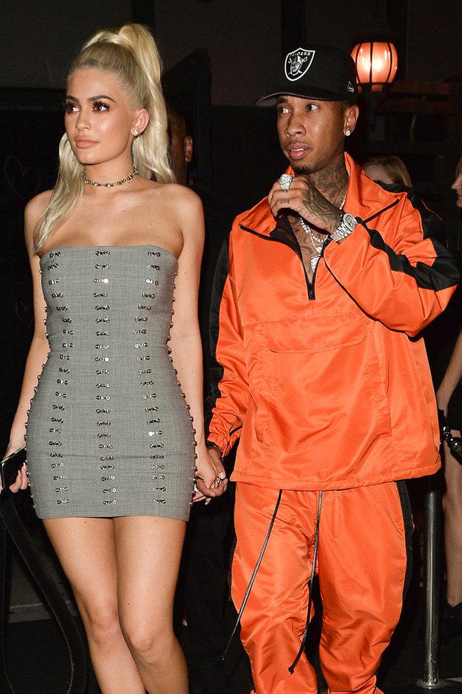 Kylie Jenner et Tyga à New York le 8 septembre