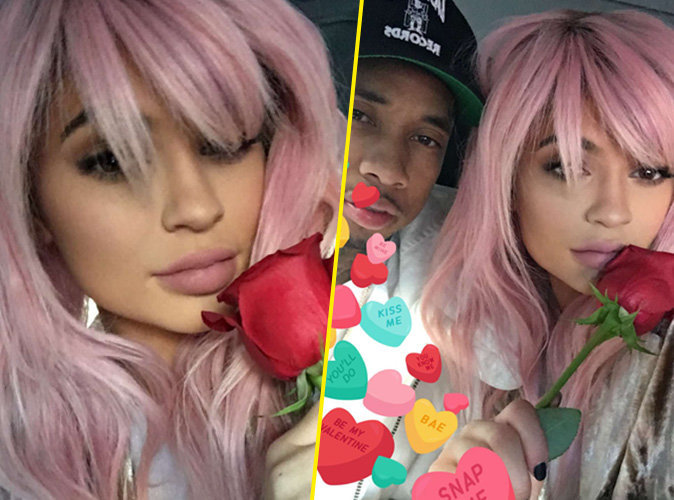 Kylie Jenner et Tyga : ils s'envoient en l'air pour la Saint Valentin !