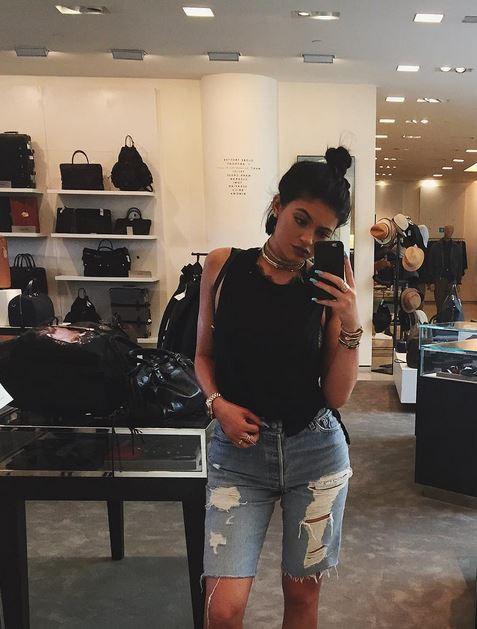 Kylie Jenner, le 11 juillet 2015