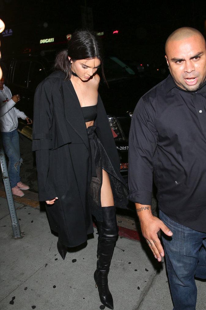 Kendall Jenner le 31 juillet 2016 à Los Angeles
