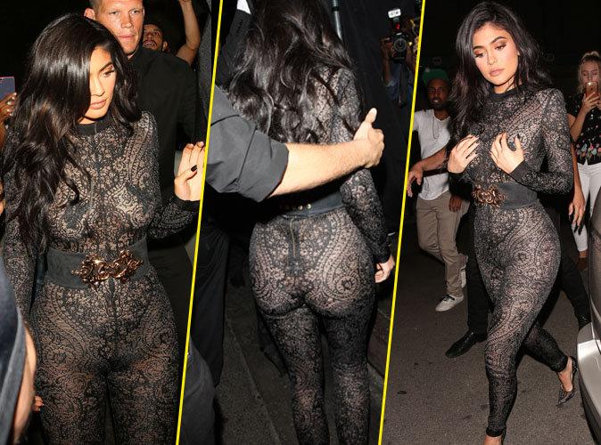 Photos : Kylie Jenner : Féline et ULTRA sexy pour commencer les célébrations de son 19e anniversaire !