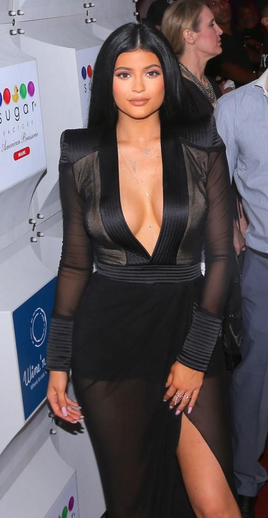 Kylie Jenner en 2015