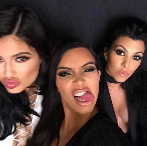 Photos : Kylie Jenner, Kim et Kourtney Kardashian : nouveau shooting torride en vue !