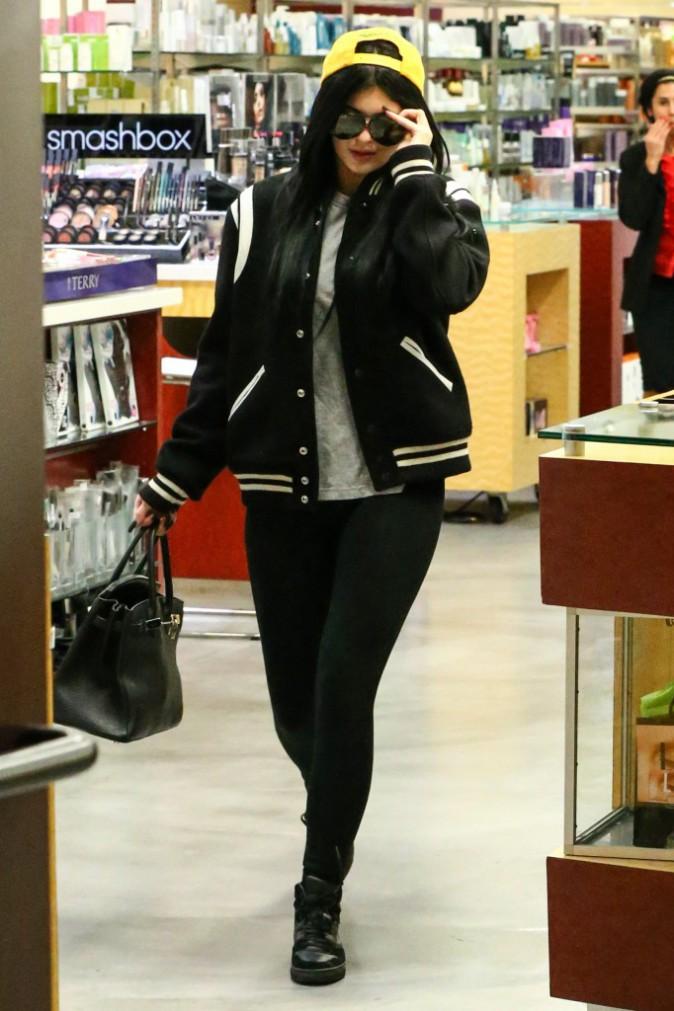 Kylie Jenner le 18 janvier 2015