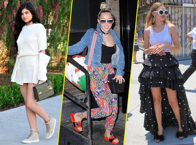 Photos : Kylie Jenner, Miley Cyrus, Gigi Hadid... Découvrez ces jeunes starlettes qui font sensation (et parfois même scandale)...
