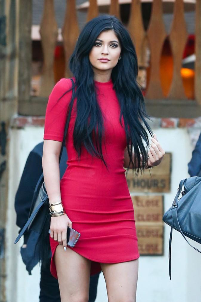 Kylie Jenner le 29 mars2015