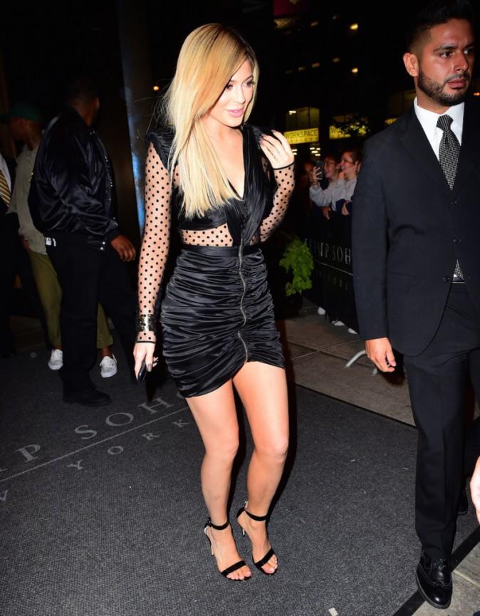 Kylie Jenner le 14 septembre 2015