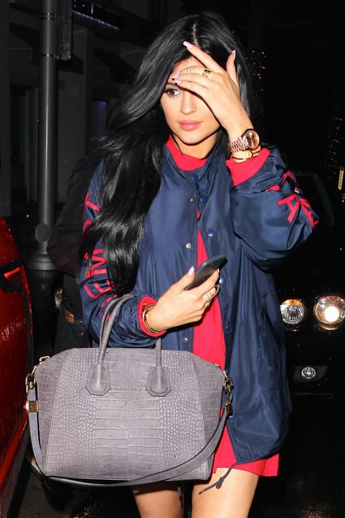 Photos : Kylie Jenner : petite bombe stylée, la relève du clan en look street !