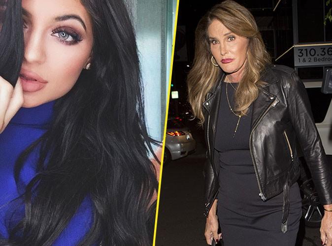 Kylie et Caitlyn Jenner