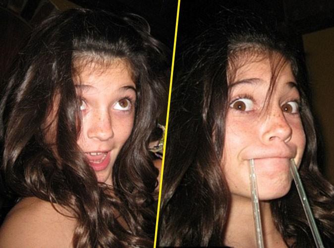 Kylie Jenner à 9 ans
