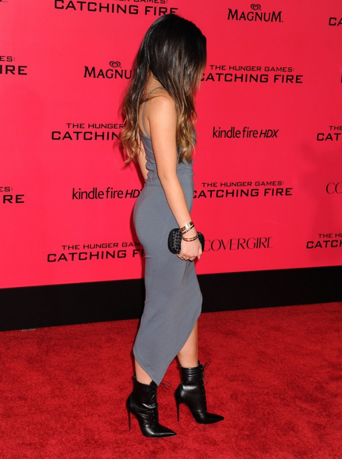 Kylie Jenner le 18 novembre 2013