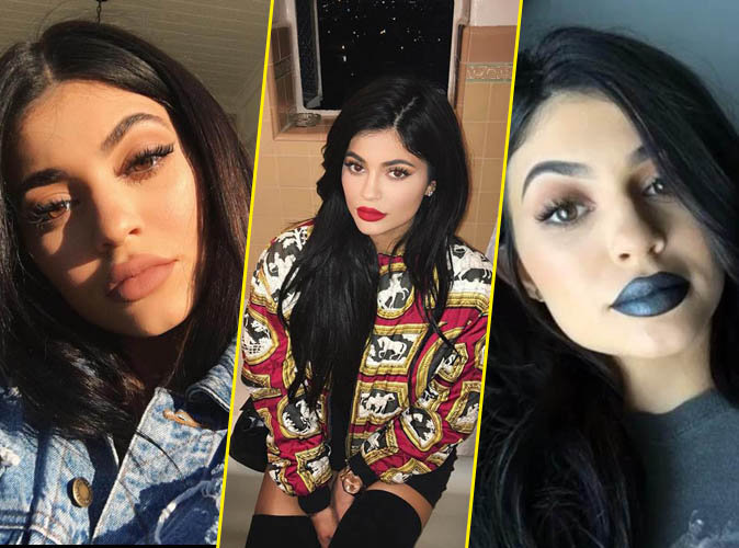 Photos : Kylie Jenner : Sa marque de cosmétiques obtient une très mauvaise note de la part des clientes !