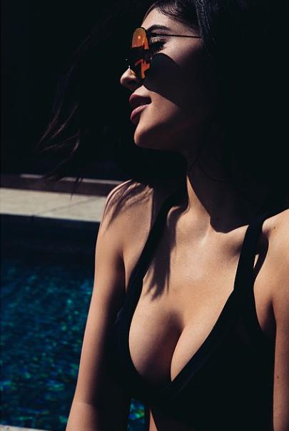 Kylie Jenner le 23 mai 2015