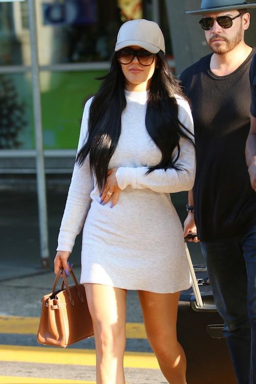 Photos : Kylie Jenner : ses 18 ans à Montréal ? Une journée marathon en solo !