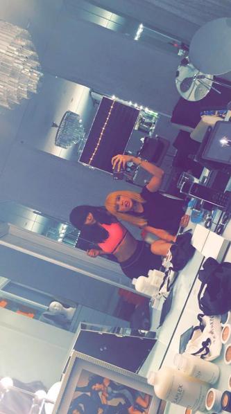 Kylie Jenner le 7 septembre 2015