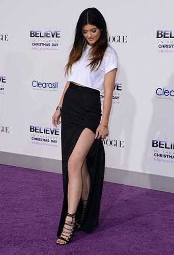 Kylie Jenner à Los Angeles le 18 décembre 2013