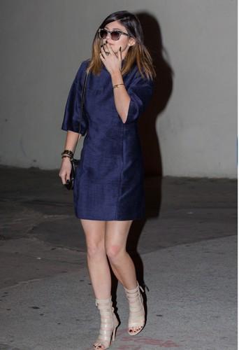 Kylie Jenner à Los Angeles le 24 février 2014