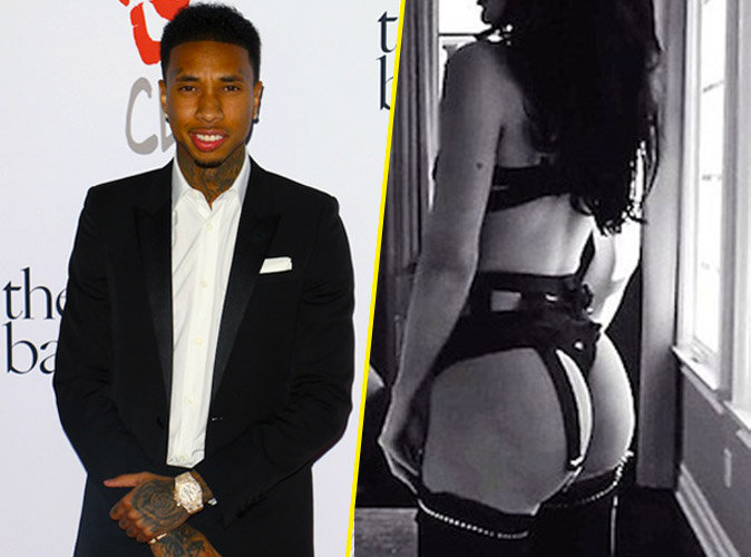 Photos : Kylie Jenner toujours plus hot, Tyga drague une ado de 14 ans…