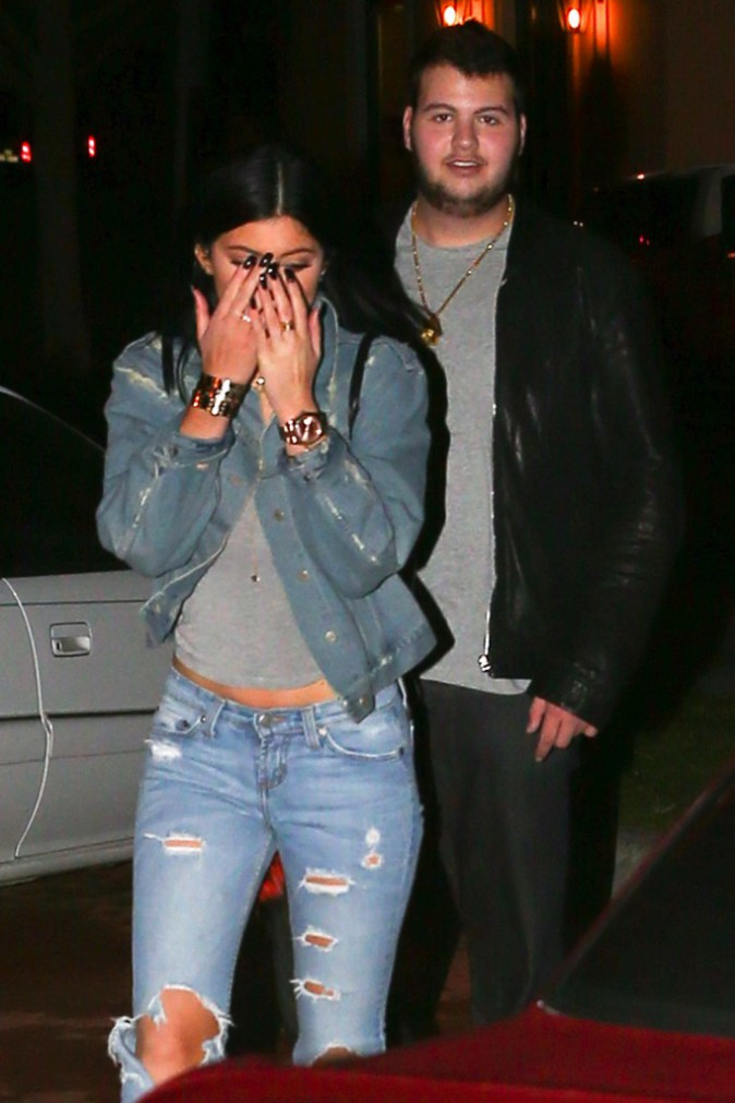 Photos : Kylie Jenner : Tyga aux oubliettes ?