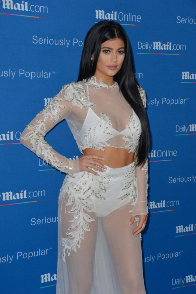 Kylie Jenner le 24 juin 2015