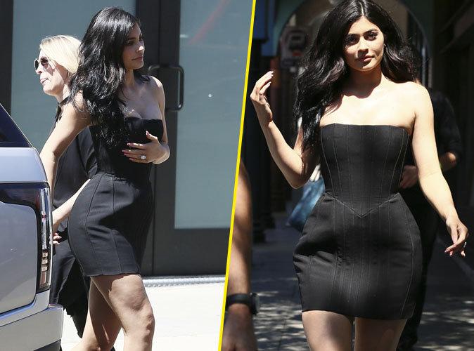 Kylie Jenner dans les rues de Los Angeles ce jeudi 18 août