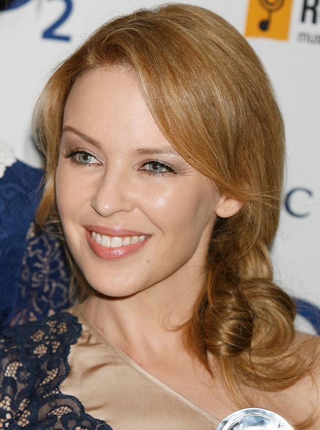 Kylie Minogue le 29 juin 2012 à Londres