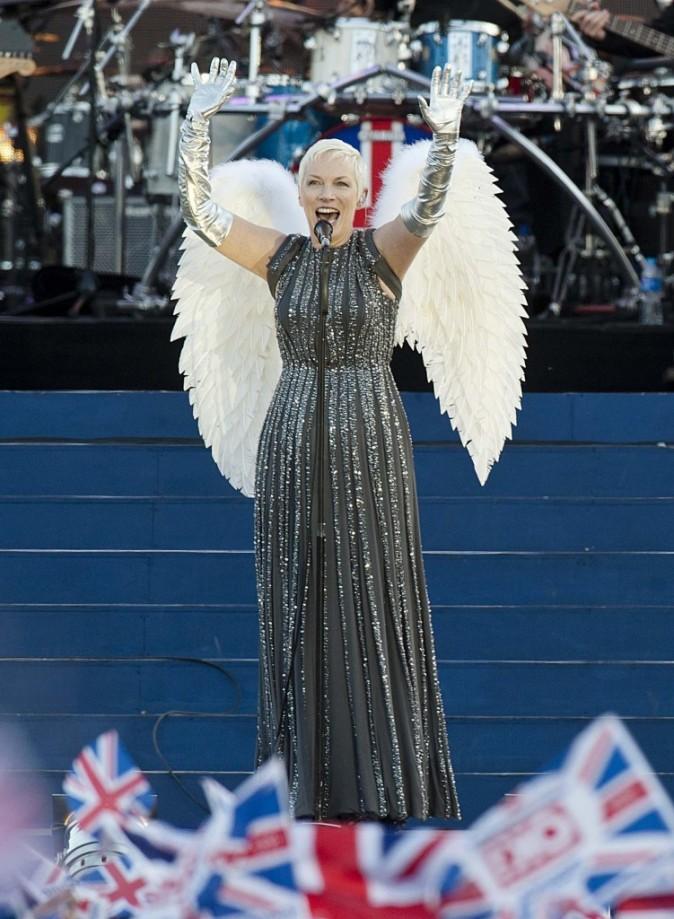 Annie est un ange !