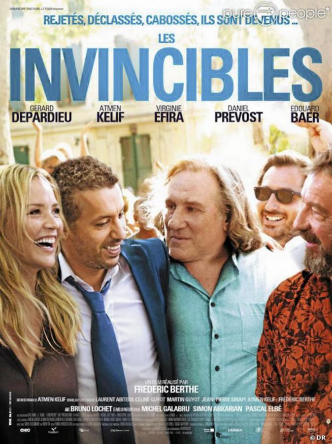 Les Invincibles sort le 18 septembre