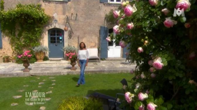Karine Le Marchand veut tout savoir sur l'évolution des histoires d'amour de ses agriculteurs !