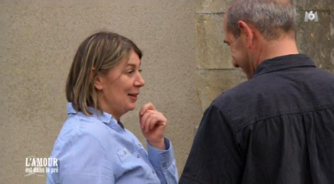 Mariane dit à Alain qu'elle ne l'a pas choisi