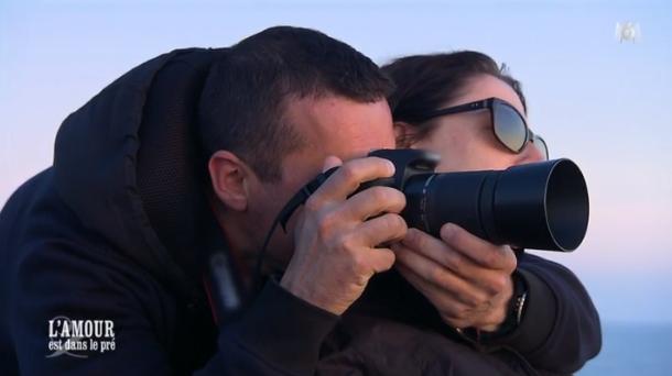 Si Sébsatien ne ramène pas de belles photos de son week-end avec un tel appareil !