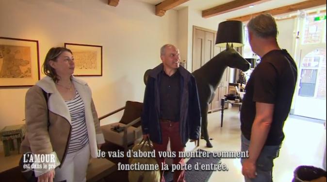 Marianne et Yves sont partis en week-end aux Pays-Bas où ils ne comprennent rien au hollandais