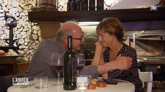 Bernard est heureux d'avoir choisi Michèle