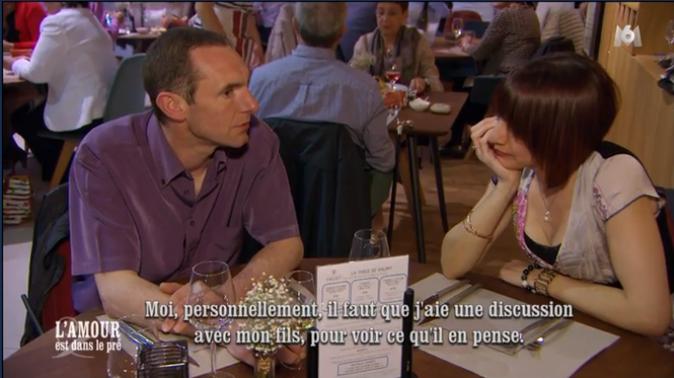 En revanche, l'ambiance n'est plus au beau fixe pour Jean-Paul et Marie !