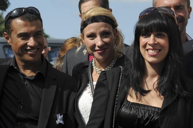 Bruno, Annie et Frédérique