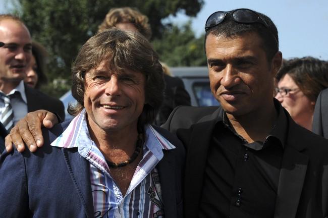 Philippe et Bruno ,Ver, 15 Septembre 2012