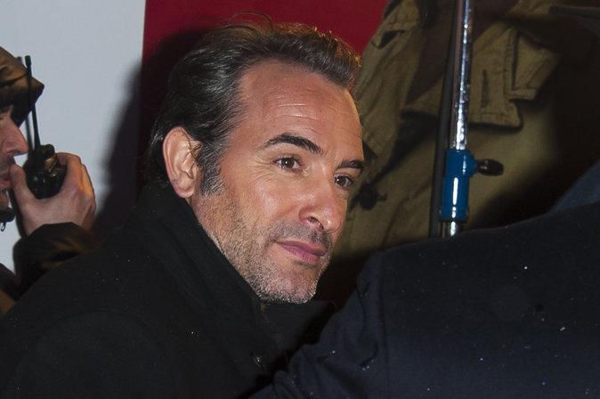 Photos : L'émotion de Jean Dujardin après la mort de Valérie Guignabodet