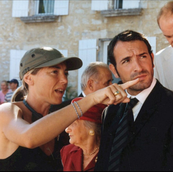 Photos l motion de jean dujardin apr s la mort de for Jean dujardin instagram