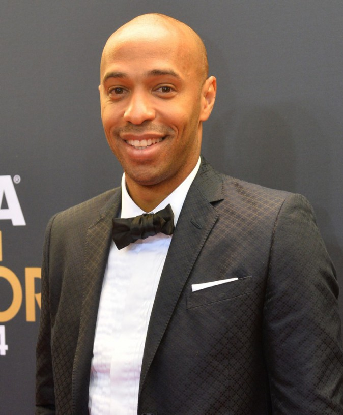 Thierry Henry (123 sélections)